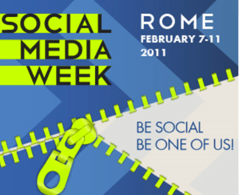 Social Media Week - Web Marketing